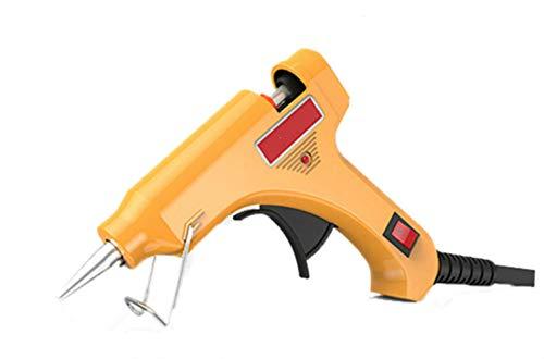 Pistolas para Pegar Pistola de pegamento 30w Hogar industrial Mini pistola de...