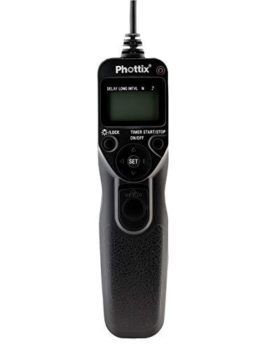 Phottix TR-90O6 - Mando a distancia con cable para Olympus E420/E410/E510/E520