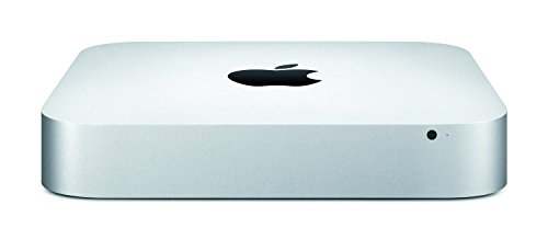 Apple Mac Mini MGEM2LL/A 1.4 Ghz Intel Core i5, 4GB LPDDR3 RAM, 500GB HDD Desktop (Renewed)