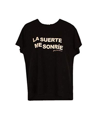 Dolores Promesas 107333 Sudadera, Negro (Negro Negro), Medium (Tamaño del Fabricante:M) para Mujer