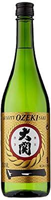 Ozeki Premium Junmai Sake, 75 cl