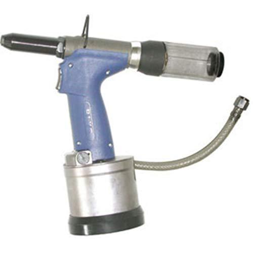 Sicutool, RIVETTATRICI OLEO-PNEUMATICHE, tipo oleo-pneumatico, leggero e maneggevole per lavori di manutenzione. Lunghezza 300 mm. Peso Kg 1,450