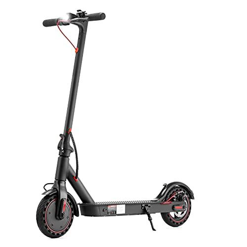 i9 Electric Scooter, 30KM/h Maximale Geschwindigkeit,Belastung 120kg,7.8AH Batterie | Anti-Rutsch-Reifen und LCD Bildschirm,Wasserdicht E-Scooter für Erwachsene und Jugendliche