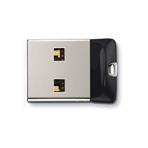 Clé USB 2.0 SanDisk Cruzer Fit 64Go