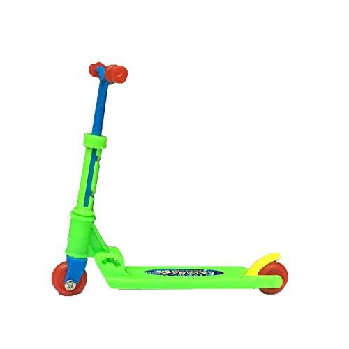 LLLucky Mini Scooter Scooter de Dos Ruedas Juguetes educativos para niños Scooter de Dedo Bicicleta Entrega aleatoria