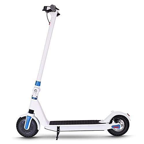 Wheel Scooter, Patinete eléctrico, Potencia máxima de 250 W, Batería Intercambiable, autonomía...