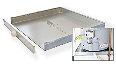 """The Square Water Heater Pan with Detachable Front (30"""" x 30"""" x 2-1/2"""")"""
