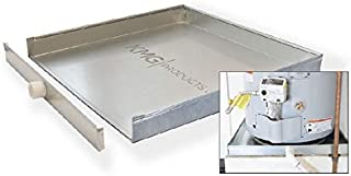 """The Square Water Heater Pan with Detachable Front (36"""" x 36"""" x 2-1/2"""")"""
