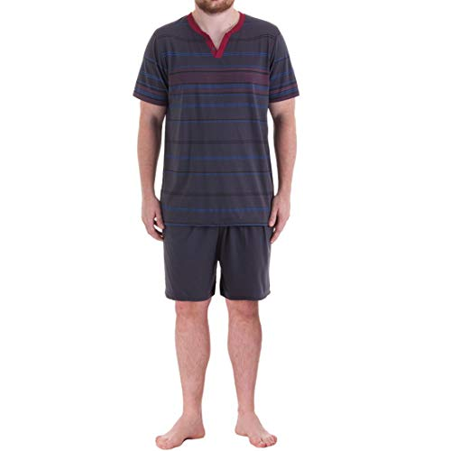 LUCKY Henry Terre Short pour homme - Gris - Large