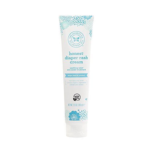 The Honest Company, Diaper Rash Cream, 2.5 oz