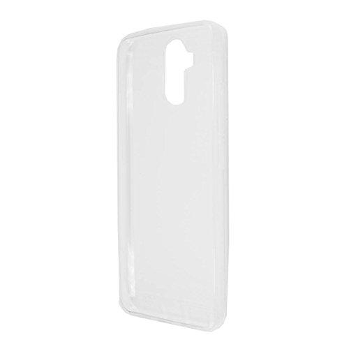 caseroxx TPU-Hülle für Ulefone Power 3 / Power 3S, Tasche (TPU-Hülle in transparent)