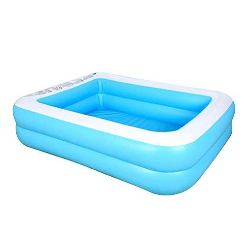 LOPP 1PC Sommer verdickte aufblasbare Pool Familie Kinder Kinder Erwachsene Spiel Badewanne Outdoor Indoor Indoor Pool 155