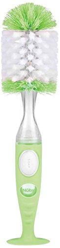 Natural Touch Goupillons - Goupillon tétine et biberon ventouse, distrib savon
