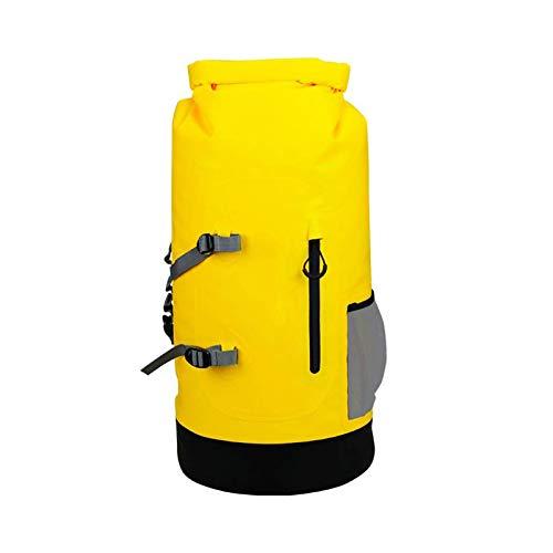 Bolsa impermeable para exteriores de 20 litros, ultraligera para camping, senderismo, almacenamiento en seco a la deriva