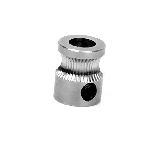 PETSOLA MK8 Extruderantriebszahnradbohrung für 3mm Filament Reprap Makerbot 3D Drucker
