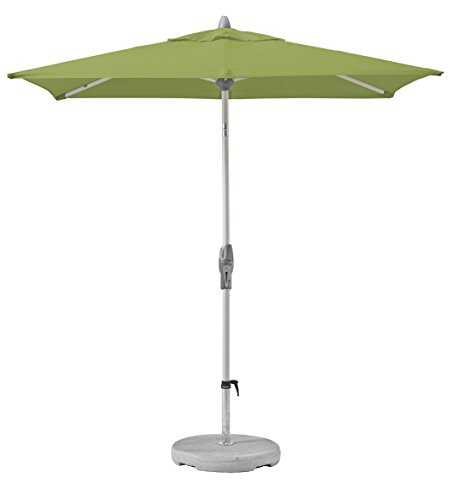 Suncomfort by Glatz Shell-Turn, kiwi, 250x200 cm rechteckig, Gestell Aluminium, Bespannung Polyester, 6 kg