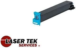 Laser Tek Services ® Cyan Compatible Toner Cartridge for the Konica Minolta Bizhub C250 TN-210C