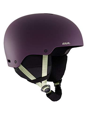 Anon Damen Greta 3 Snowboard Helm, Purple, L