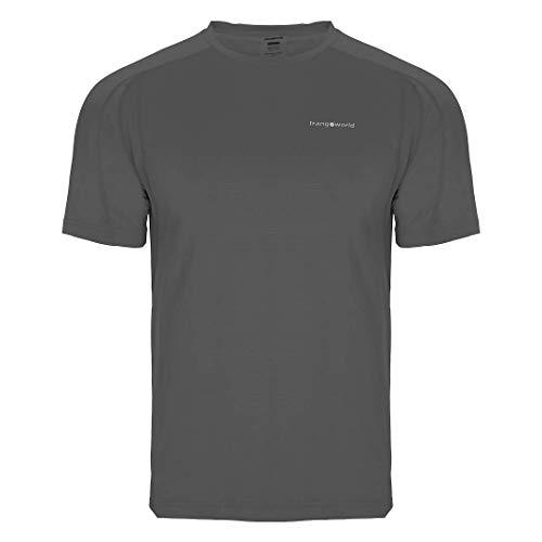 Trangoworld Coiro T-Shirt Homme, Ombre foncée, S