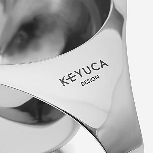 KEYUCA(ケユカ)アネッロ珈琲ドリッパー[D95×W130×H72mm]コーヒードリッパー一人用