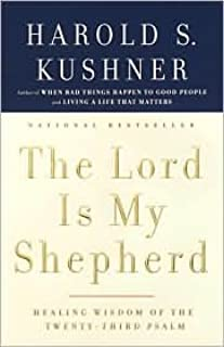 The Lord Is My Shepherd Publisher: Anchor