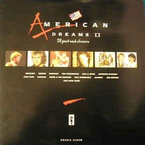 american dreams 2 (18 great rock classics) (1989)