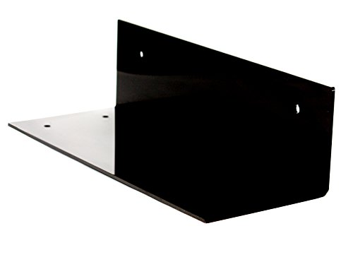 Better Display Cases Black Acrylic Wall Mount for Double Mini Helmet (A019-WM)