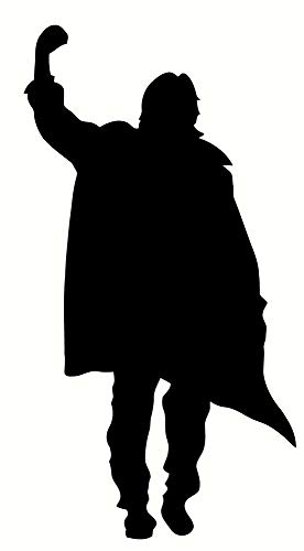 PotteLove Breakfast Club Vinyl Decal Judd Nelson Sticker Laptop Car Wall John Bender