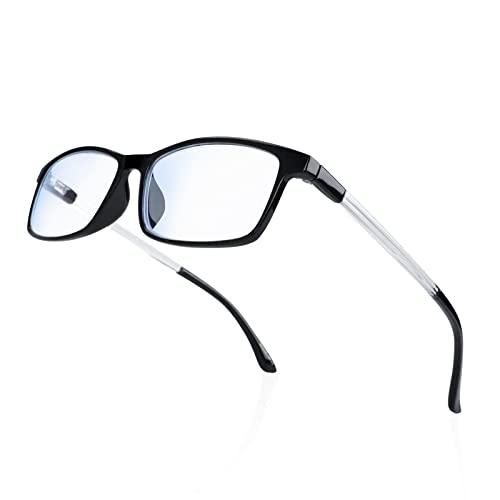 Blaulicht Brille Blaulichtfilter Lesebrille Federscharnier Computerbrille Anti Ermüdung Brille 2.0 VVDQELLA Lesebrille