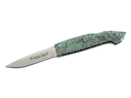 Maserin Taschenmesser Consoli Messer, grün, M