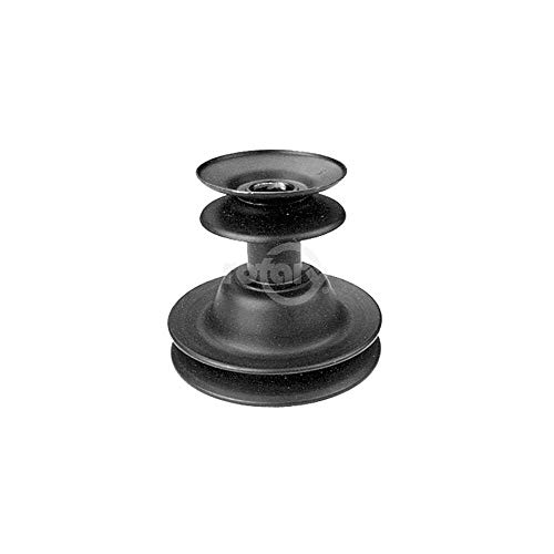 Rotary Corp MTD 756-0982B Double Engine Pulley