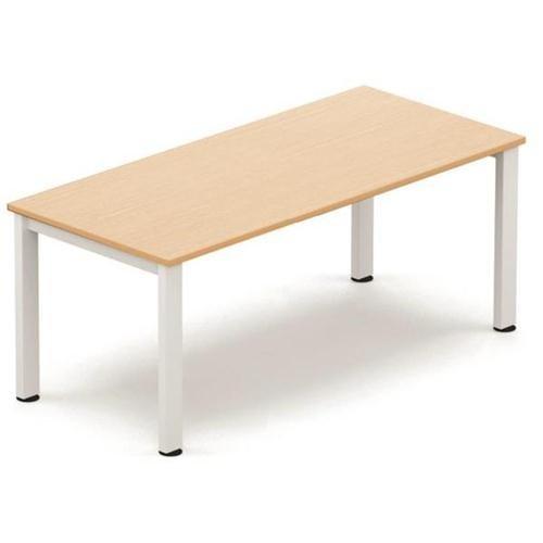 Sonix 142703 - Mesa de reuniones rectangular (madera de arce, 1800 ...