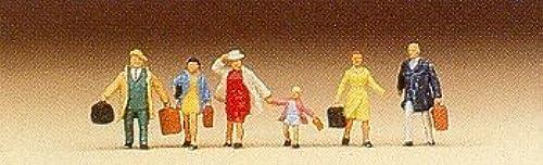 el mejor servicio post-venta Preiser 79025 Family Family Family On Journey (7) by Preiser  aquí tiene la última