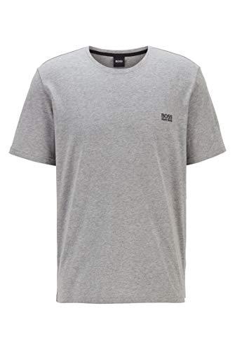 BOSS Herren Mix&Match T-Shirt R Loungewear-T-Shirt aus Stretch-Baumwolle mit Logo