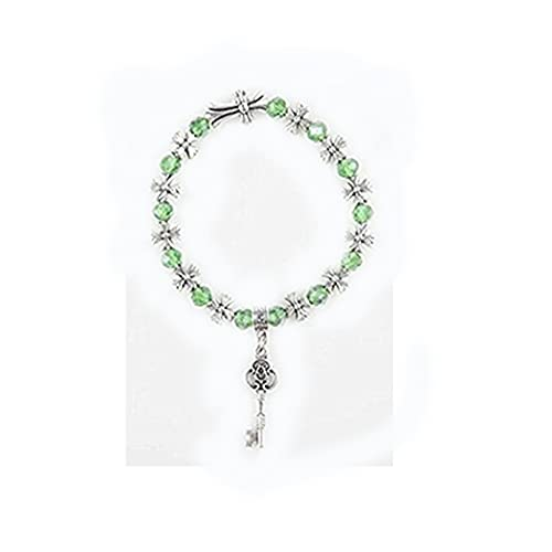 One Life ,one jewerly Pulsera de Cristal para Llaves