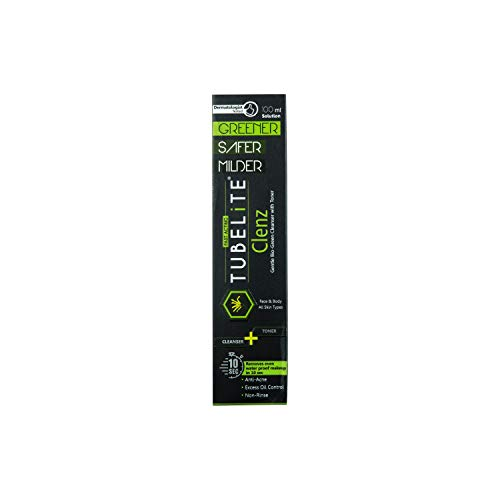 TUBELiTE Clenz - Cleanser with Toner (100 ml)