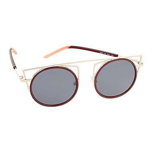 Liebeskind Berlin Gafas de sol para mujer con protección UV 400 48-21-140 - 10965