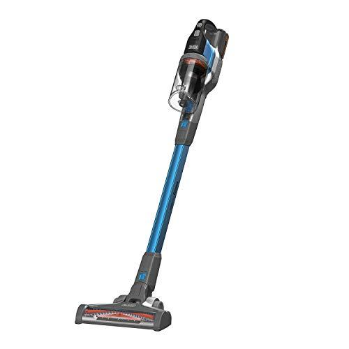 BLACK+DECKER Powerseries Extreme Cordless Stick Vacuum Cleaner, Blue (BSV2020G)