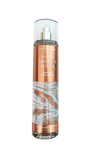 Bath & Body Works Warm Vanilla Sugar Fine Fragrance Mist (Körperspray) 236ml