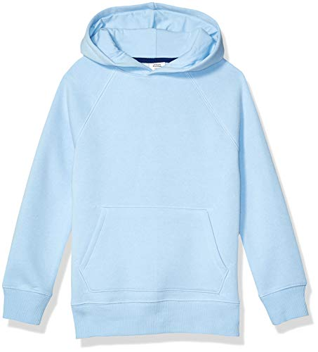 Amazon Essentials Pullover Hoodie Sweatshirt Fashion, Azul Claro, Medium