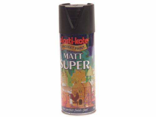 Plasti-kote 3101 400ml Super Spray Paint...