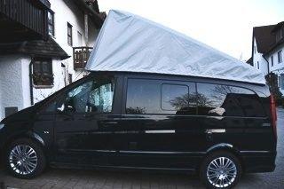 Campinie Kappe/Haube für Mercedes Viano Marco Polo bis Bj 2014