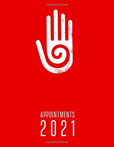 Best Price Masseuse appointment book 2021: Massage therapist appointment book 2021 - Month to view C...
