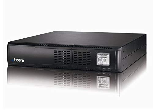 Lapara LA-ITR-2000LCD-V0.9 Sistema de Alimentación Ininterrumpida SAI 2000VA 1800W LCD Interactivo Sinusoidal Rack