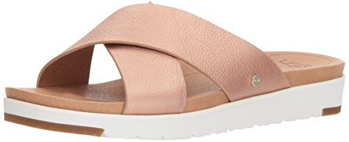 UGG Kari Metallic Rose Gold Slide 36EU/3.5UK Rose Goud