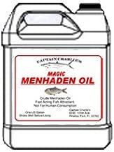 Captain Charlie's Magic Menhaden Oil for Fishing