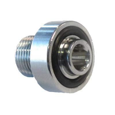 CRESSI - EHZ 800046/391 : Régulateur de plongée de remplacement: connecteur nut DIN 300bar MC5-MC9