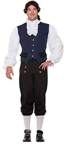 Forum Novelties mens Goodman Alexander Costumes, Multi-colored, Standard US