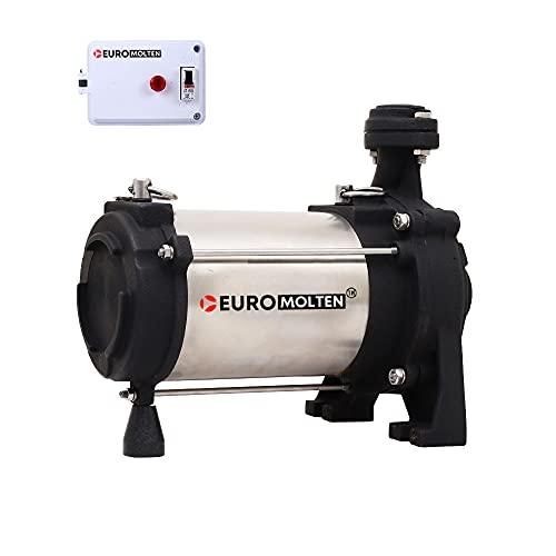 Euro Molten   1Hp Open Well Submersible Pump   2 Year...