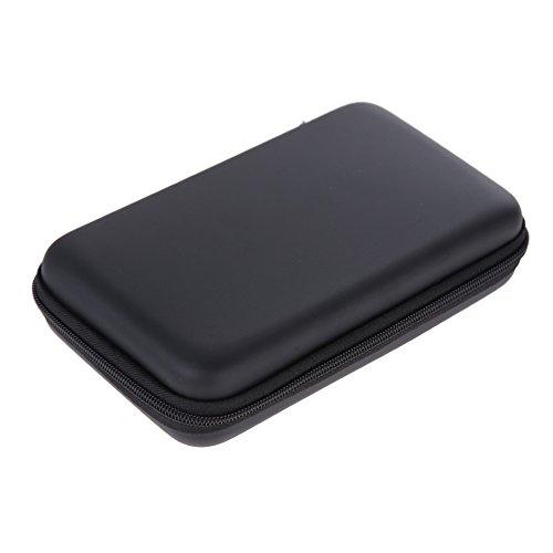 Weimay Portátil PU Piel Almacenamiento Duro Que Lleva la Bolsa de la Caja Protectora para Nintendo Nueva 3DS XL